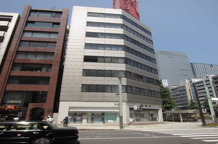 京橋Eビル耐震補強工事